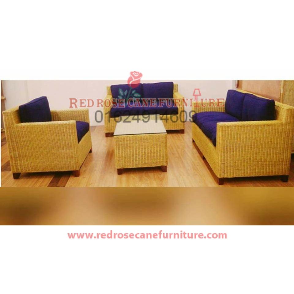 Cane Sofa 31 Red Rose Cane Furniture Interior